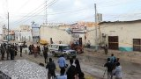 At least two dead in suspected suicide bombing in Mogadishu